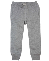 Art and Eden Boy's Basic Sweatpants in Gray