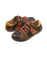 Art Kids Boys' Leather Sneakers
