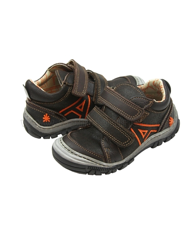 Art Kids Toddler Boys' Leather Sneakers