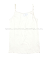 Blu by Blu Basic Tank Top Cream