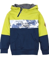 Boboli Boys Two Colour-way Sweatshirt