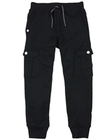 Boboli Boys Sweatpants with Cargo Pockets