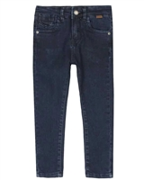 Boboli Boys Slim Fit Blue Denim Pants