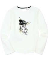 Boboli T-shirt with Rabbit