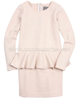 Creamie Girls Peplum Dress Dea
