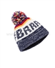 Deux par Deux Hat with Pompom Expedition # Brrr!