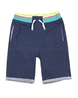 Deux par Deux French Terry Bermudas Surf Away