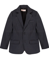 Deux par Deux Anthracite Blazer Suit up