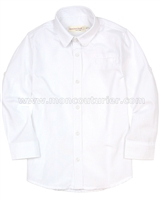 Deux par Deux Basic White Shirt Suit up