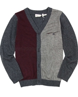 Deux par Deux Knit Cardigan Suit up