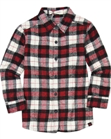 Deux par Deux Plaid Shirt Under the Radar