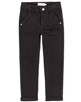 Deux par Deux Boys Twill Pants Night King