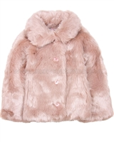 Deux par Deux Faux Fur Jacket Dancing Queen