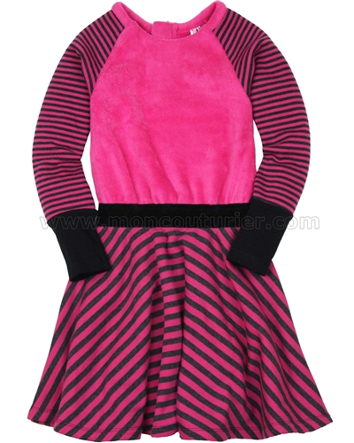 Deux par Deux Striped Dress an Eye on Fashion