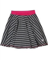 Deux par Deux Striped Skirt an Eye on Fashion