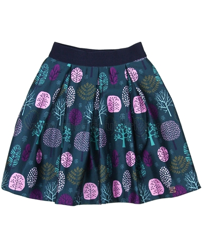 Deux par Deux Scuba Skirt Be Hoo You Are