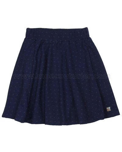 Deux par Deux Flared Skirt Be Hoo You Are