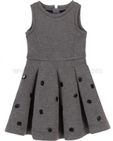 Deux par Deux Bejewelled Scuba Dress Chic Choc Fashion