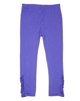 Deux par Deux Violet Leggings Miss Butterfly