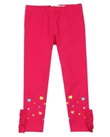 Deux par Deux Leggings Owl You Need is Love