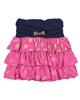 Deux par Deux Ruffled Skirt The Golden Dot
