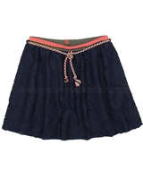 Dress Like Flo Lace Mini Skirt