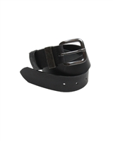 Diesel Boys Leather Belt Breme