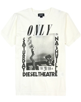 Diesel Boys T-shirt with Print Tues