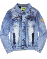 Desigual Denim Jacket Xavier