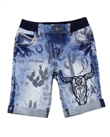Desigual Boys Denim Shorts Gerard