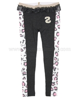 Desigual Leggings Araza Gray