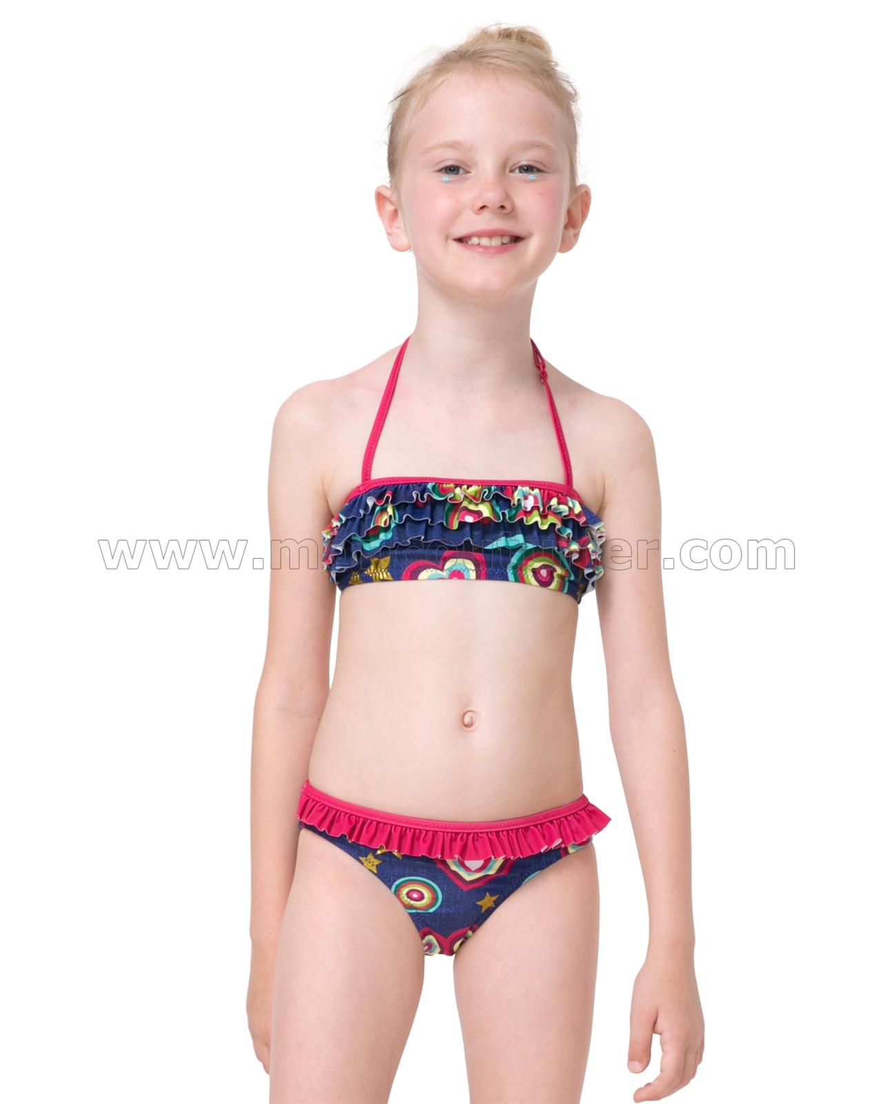 Desigual Bikini Dots - Desigual Spring Summer 2017
