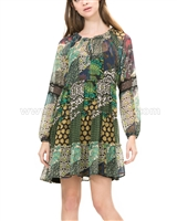 Desigual Womens' Dress Calendre