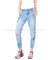 Desigual Denim Pants Jeans