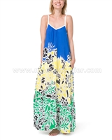 Desigual Women's Swim Cover-up Dress Kaos