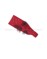 Eliane et Lena Headband Nina Red
