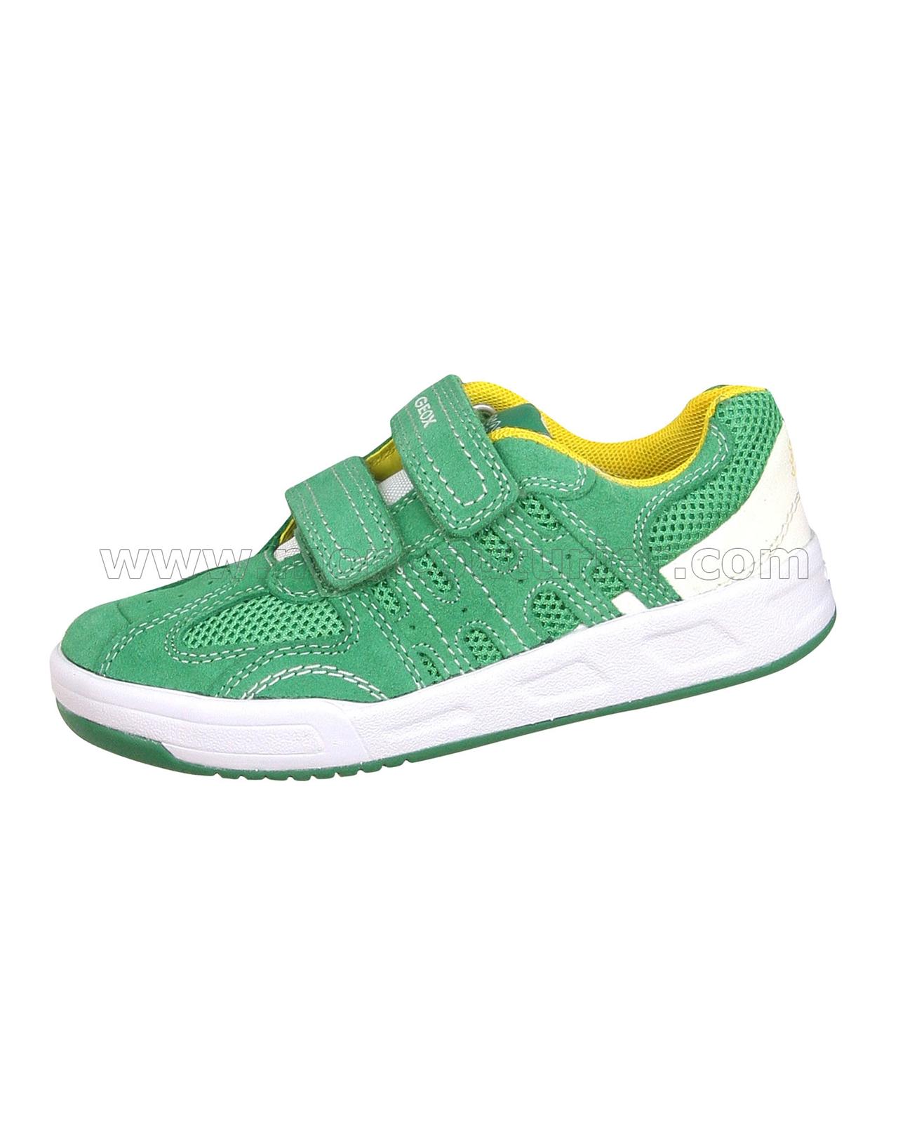 Geox Boys Sneakers Rolk Green