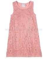 Geox Girl's Crochet Dress
