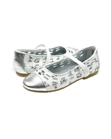 Jumping Jacks Baletto Sassy Silver