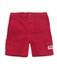 JoJo Maman Bebe Essential Twill Shorts Red