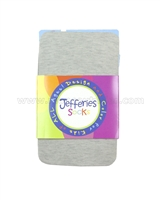 Jefferies Socks Tights - Gray Heather