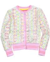 Kidz Art Lace Cardigan