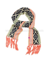Kidz Art Scarf with Tassels