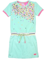 Kidz Art Dress with Confetti Print