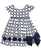 Biscotti Girls Riviera Romance Dot Dress
