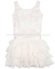 Biscotti Girls Arabesque Drop Wait Dress Pink