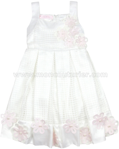 Biscotti Girls Dreamy Daisies Dress with Straps