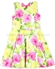 Kate Mack Girls Radiant Roses Scuba Dress