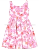 Kate Mack Girls Dottie Daisy Scuba Dress