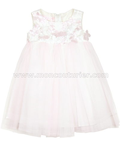 Biscotti Girls Ballerina Dress Flower Frolic